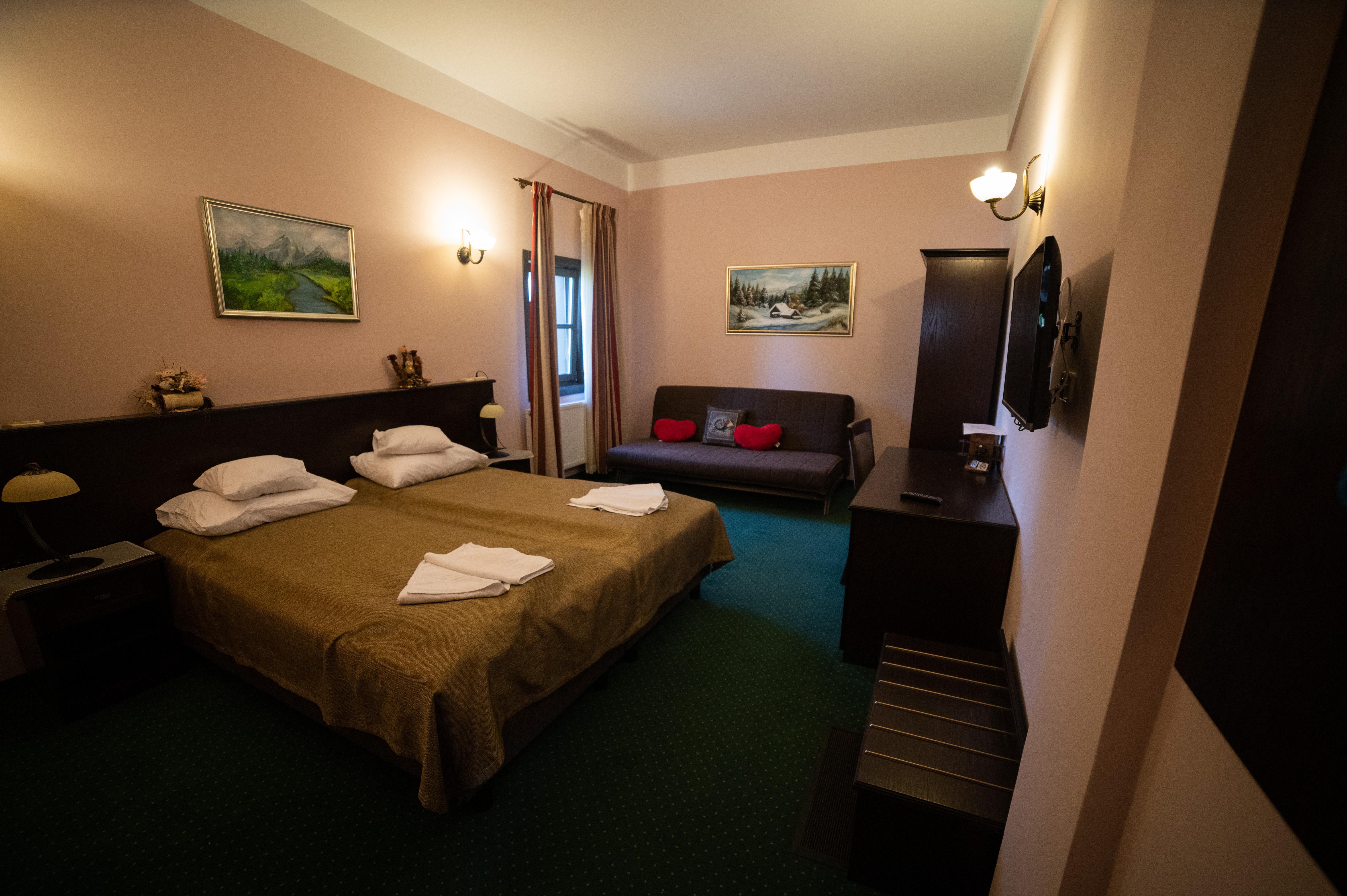 Camera 1 - fără balcon